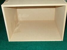 1/12th Scale. Dolls House. MDF Shadow Box. (Flat Pack)