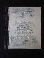 BoomBots PS1 Production art Doug TenNapel Original Earthworm Jim Book