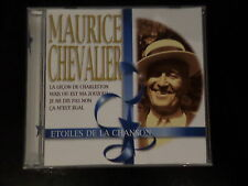 CD ALBUM - Maurice Chevalier - ETOILES DE LA CHANSON