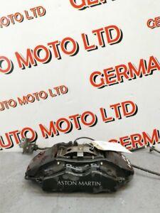Aston Martin Vantage V8 Auto 2011 4.7 BREMBO FRONT DRIVER CALIPER 20842704