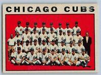 "1964  CHICAGO CUBS - Topps ""TEAM CARD""  Baseball Card # 237"