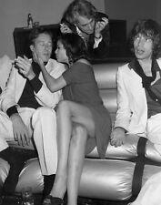 Halston Bianca & Mick Jagger At Studio 54 Print 11 x 14   #3848