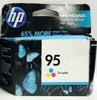 HP Genuine 95 Color Unit Ink Cartridge in Retail Box HP Deskjet 460, 2575,C4150