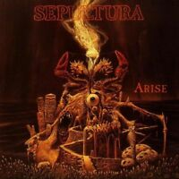 Sepultura - Arise NEW CD