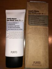 Purito Comfy Water Sun Block Mineral Sunscreen 60ml/2 Oz Spf 50+ New Exp 6/23