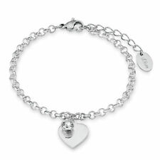 s.Oliver Damen-Modeschmuck-Armbänder im Ketten-Stil