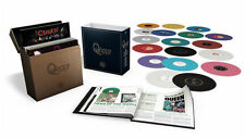 Queen Complete Studio Album Collection 15Lp Boxset 180g Colored vinyl