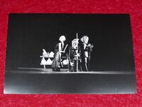 Coll.j. LE BOURHIS Fotos Títeres Metz Don Quijote Angers Enero 1973