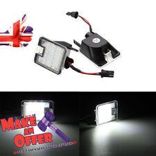 LED iluminación de la matrícula Ford Mondeo mk5 schrägh LED iluminación entorno 7909