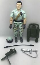 Black Major CUSTOM Starduster Figure With Accessories 1D