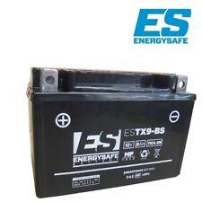 BATTERIA MOTO ENERGYSAFE ESTX9-BS = YTX9-BS AGM 12V 8Ah + LIQUIDO YTX9BS