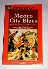 Mexico City Blues di Jack Kerouac - Grandi Tascabili Economici Newton, 1993