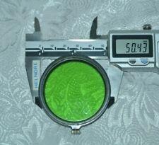 LEICA rangefinder camera lens filter Gr. E. Leitz black rim Green filter  55mm?