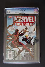 MARVEL TEAM-UP #21 first Mitchell Carson from ANT-MAN Movie 2006 KIRKMAN CGC 9.6