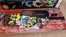 3 Gelsoft Hydrogel Pistole Gel Blaster P90, Sturmgewehr, Pistole - Set Waffe
