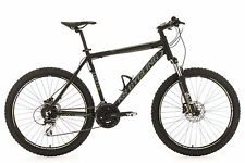 Mountainbike Hardtail 26'' MTB 24 Gang GXH Schwarz RH 51 CM KS CYCLING 381M