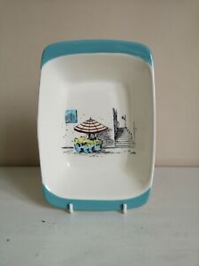 """Retro Midwinter Stylecraft """"Cannes"""" Hors D'oeuvres Dish"""
