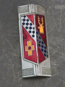 Original 1937 Buick Grill Emblem