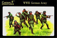 Caesar Miniatures - SECONDE GUERRE MONDIALE Allemand Armée - 1:72