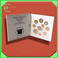 Kursmünzensatz KMS Slowenien 2013, PP, 1 Ct. bis 2 Euro+Gedenkm.+3 Euro Tolmin