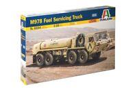 Italeri 6554 - 1/35 U.S. M978 Fuel Servicing Truck - Neu
