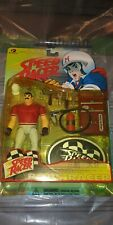 RESAURUS  - POPS RACER - SPEED'S DAD -SPEED RACER ACTION FIGURE