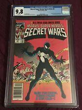 MARVEL SUPER HEROES SECRET WARS # 8 MARVEL COMICS 1984 CGC 9.8 WHITE NEWSSTAND!!