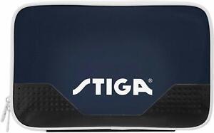 Table Tennis Case: Stiga Stage Double Bat Wallet – Blue