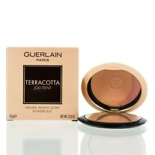 Guerlain .35oz Terracotta Joli Teint Bronzing Powder Duo (00/Light Blondes) NIB