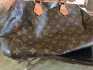 Louis Vuitton Mini Speedy Handbag - M41534