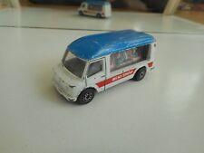 Corgi Mercedes Mobile SHop in White/Blue