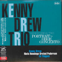 KENNY DREW TRIO-OBOE CONCERTO - KENNY DREW PORTRAIT-JAPAN MINI LP CD Ltd/Ed B50