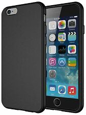 """Diztronic Flexible TPU Case for Apple iPhone 6 & iPhone 6s (4.7"""")-Black-Imported"""
