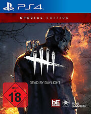 Dead by Daylight ps4 nuovo + pellicola in