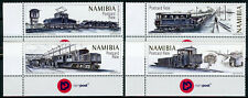 Namibia 2017 MNH Diamond Trains of Namibia 4v Set Railways Stamps