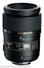 TAMRON 90MM F2.8 Di Macro Lens Canon Fit from UK Dealer = 5 year warranty