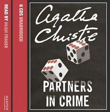 Partners In Crime Unabridged by Agatha Christie (CD-Audio, 2006)