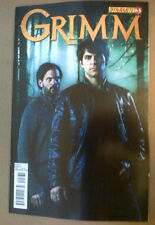 GRIMM #3 Cult Favorite NBC Television Show, Subscription Photo Cover 2013 VG+