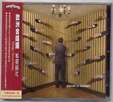 Europe: Secret Society (2006) CD OBI TAIWAN
