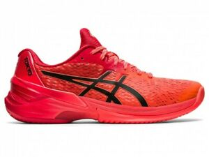 Asics Volleyball Shoes SKY ELITE FF TOKYO 1051A055 SUNRISE RED/ECLIPSE BLACK