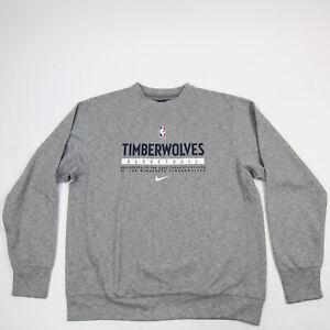 Minnesota Timberwolves Nike Dri-Fit Long Sleeve Shirt Men's New with Tags