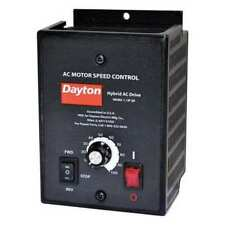 DAYTON 13E660 Variable Freq Drive,1/2HP,120/208-240V