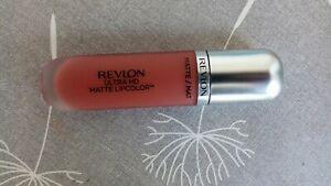 Revlon ultra hd matte lip color - seduction. New