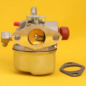 Carburetor For Tecumseh Carb Engine LAV120 6.25hp 4HP Craftsman Edger 640026A