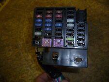 2010-13 MAZDA 3 CABINET INTERIOR FUSE BOX /OEM