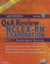 Saunders Q & A Review for the NCLEX-RN�  Examination (Silvestri, Saunders Q & A
