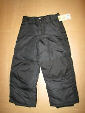 Boys CHEROKEE insulated waterproof  ski snow pants XS 4 / 5 NWT