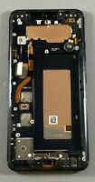 OEM LG V40 ThinQ LM-V405UA LCD Display Touch Screen Digitizer Assembly Frame