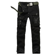 Mens Military Army Combat Tactical Cargo Pants Climbing Working Outdoor Trousers