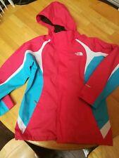 North face ski jacket and pants girls 14/16 large